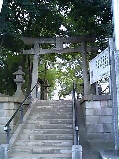 篠原八幡宮